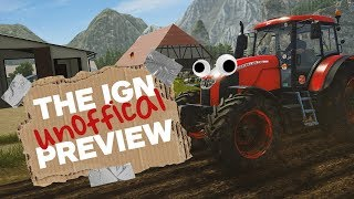 Pure Farming 2018 - The Unofficial IGN Preview