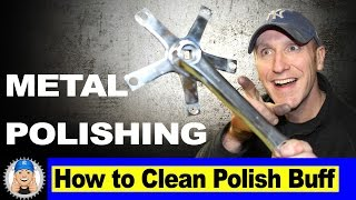 How to Clean and Polish Metal to Mirror Finish(, 2016-12-07T16:00:04.000Z)