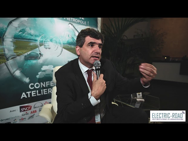ELECTRIC ROAD : Interview LAURENT GERAULT | Président de le région : PAYS DE LA LOIRE.