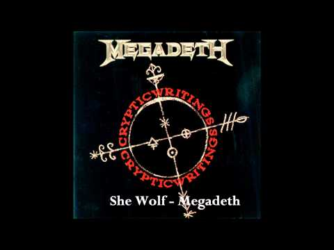 Megadeth She wolf HD