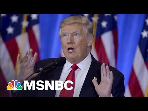 Total Failure: Trump Quits Blog Over Low Readership I MSNBC