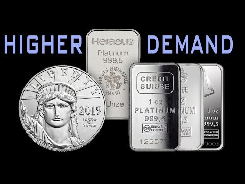 Is Platinum The Metal To Invest In 2019?