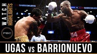 Ugas vs Barrionuevo Highlights: September 8, 2018 - PBC on Showtime