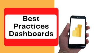 Power BI Best Practices to Create Dashboards