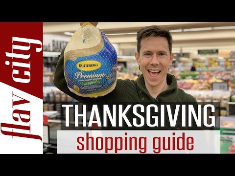 The Morning Rush - The Worst Day To Go Grocery Shopping for Thanksgiving