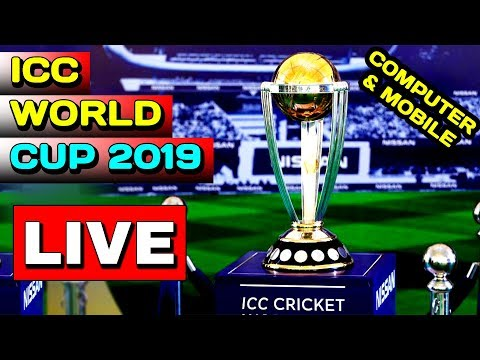 🔴LIVE ! Icc World Cup 2019 Live In PC 🔴 Icc Cricket World Cup 2019 Live ⫸ World Cup 2019✔️ Shovo24