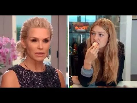 Download Yolanda Hadid Telling Gigi Not to Eat for 2 Minutes Straight