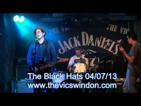 The Black Hats 4th July 2013 The Vic Swindon