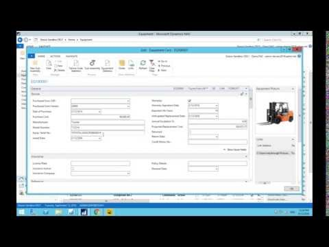 Preventive Maintenance Management into Microsoft Dynamics CfMD by TAG