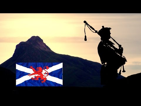 ⚡️PIPES & DRUMS ♦︎ SCOTS WHA HAE⚡️
