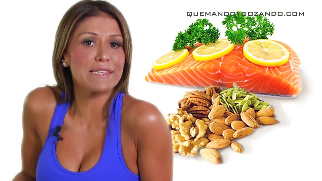 5 Súper Alimentos Para Quemar Grasa y Bajar de Peso Rapido -
