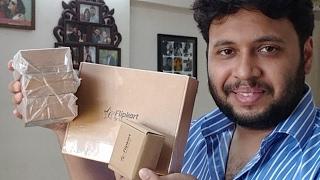 Flipkart Smart Buy Earphones Live Unboxing