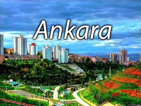 Travel VLOG: Ankara The Capital of Turkey Real Life & Attrac