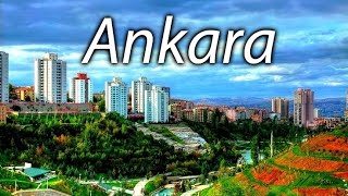 Travel VLOG: Ankara The Capital of Turkey Real Life & Attractions