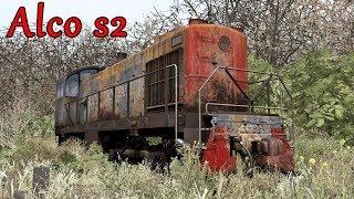 Alco s2 Abandoned ⏳