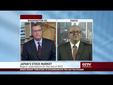 Japan's stock market