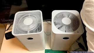 Домашние ГадЖеТы: распаковка очистителя воздуха Xiaomi Mi Air Purifier 3H и сравнение с Mi Air 2S