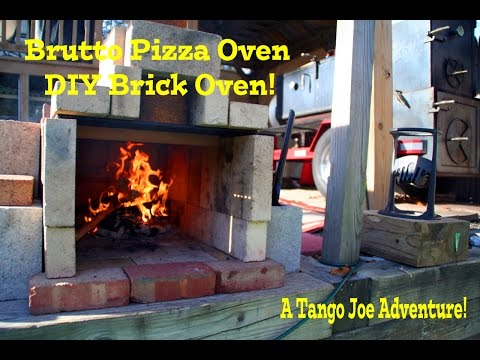 DIY Pizza Oven | Brutto Pizza Oven