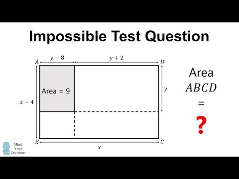 Impossible Test Question Baffles Students And Teachers