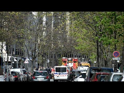 قتيل وجريح في عملية إطلاق نار أمام مستشفى في باريس  - نشر قبل 31 دقيقة