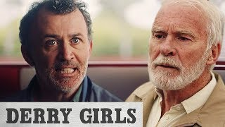 Derry Girls | Joe VS Gerry