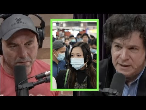 "Eric Weinstein Says Mask Misinformation is ""Deadly Nonsense"" |  Joe Rogan"