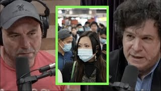 "Eric Weinstein Says Mask Misinformation is ""Deadly Nonsense"" 