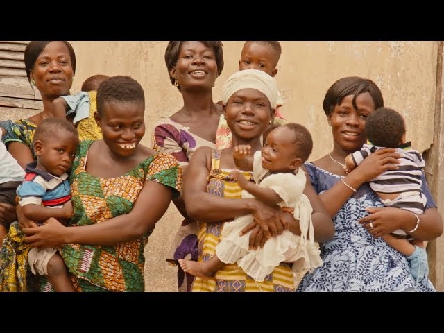 A Journey to Survival - Compassion International