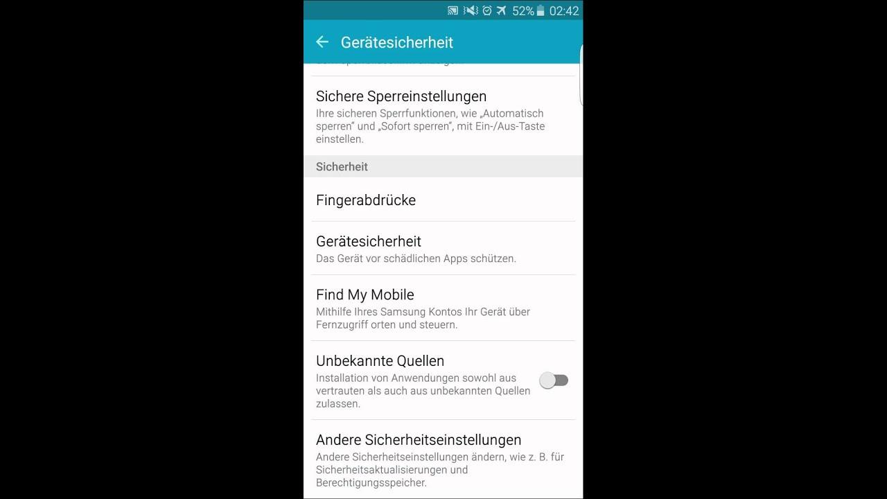 Android Für Anfänger Wie Man Den Pin Code Der Sim Karte ändern