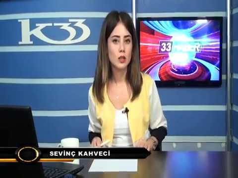 KANAL 33 GÜN ORTASI HABER BÜLTENİ HABER 13.00-CUMA 07.07.2017