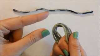 Yarn Tail: Easy Realistic Tail Tutorial Part 1