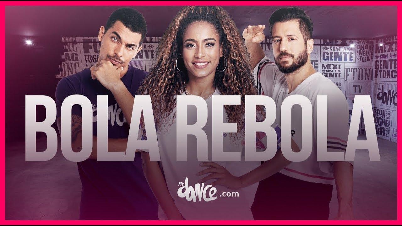 Bola Rebola - Tropkillaz, Anitta, J Balvin e MC Zaac | FitDance TV (Coreografia Oficial)