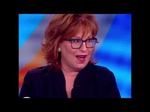 Joy Behar Knows Way Too Much About Animal Mating Habits  The View