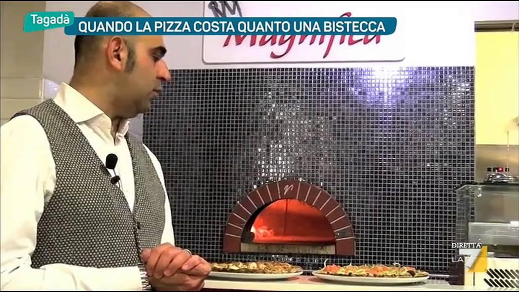 Quando la pizza costa quanto una bistecca youtube - Quanto costa una porta a soffietto ...