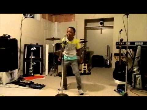 Thamela Ndumiso Mpumlwana sings