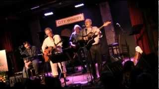 """Pete Fornatale Tribute """"sound Of Silence/parsley Sage"""" Aztec Two-step @ City Winery 5/27/12"""