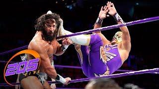 Gran Metalik vs. Tony Nese: WWE 205 Live, Sept. 4, 2018