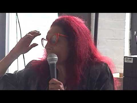 PATRICIA FIELD #3 ArtFashion Q&A @Joe's Garage Catskill NY (Part 3)