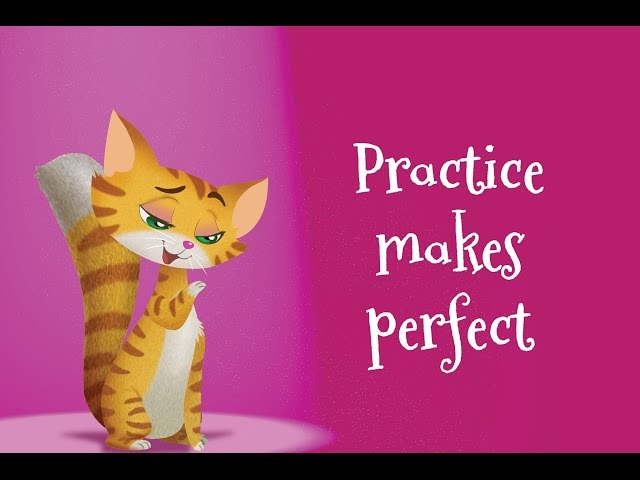 Practice makes perfect | Caramella's How to be a Diva (s01e2)