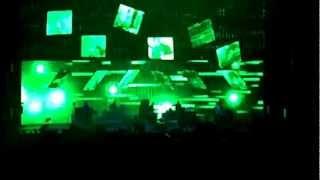 radiohead the gloaming live camden 2012