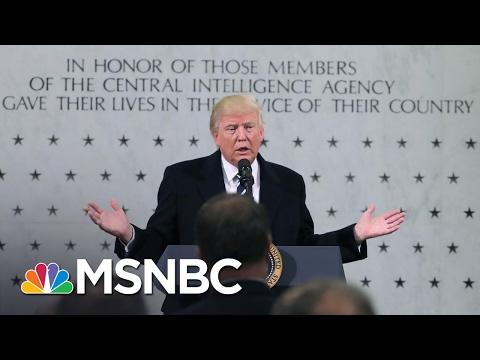 President Trump And His Response To Slights: 'A Corrupting Formula' | Morning Joe | MSNBC