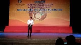 CVVC 2016 : Cần Thơ : Cây dừa nước mồ côi - Võ Hoàng Dư