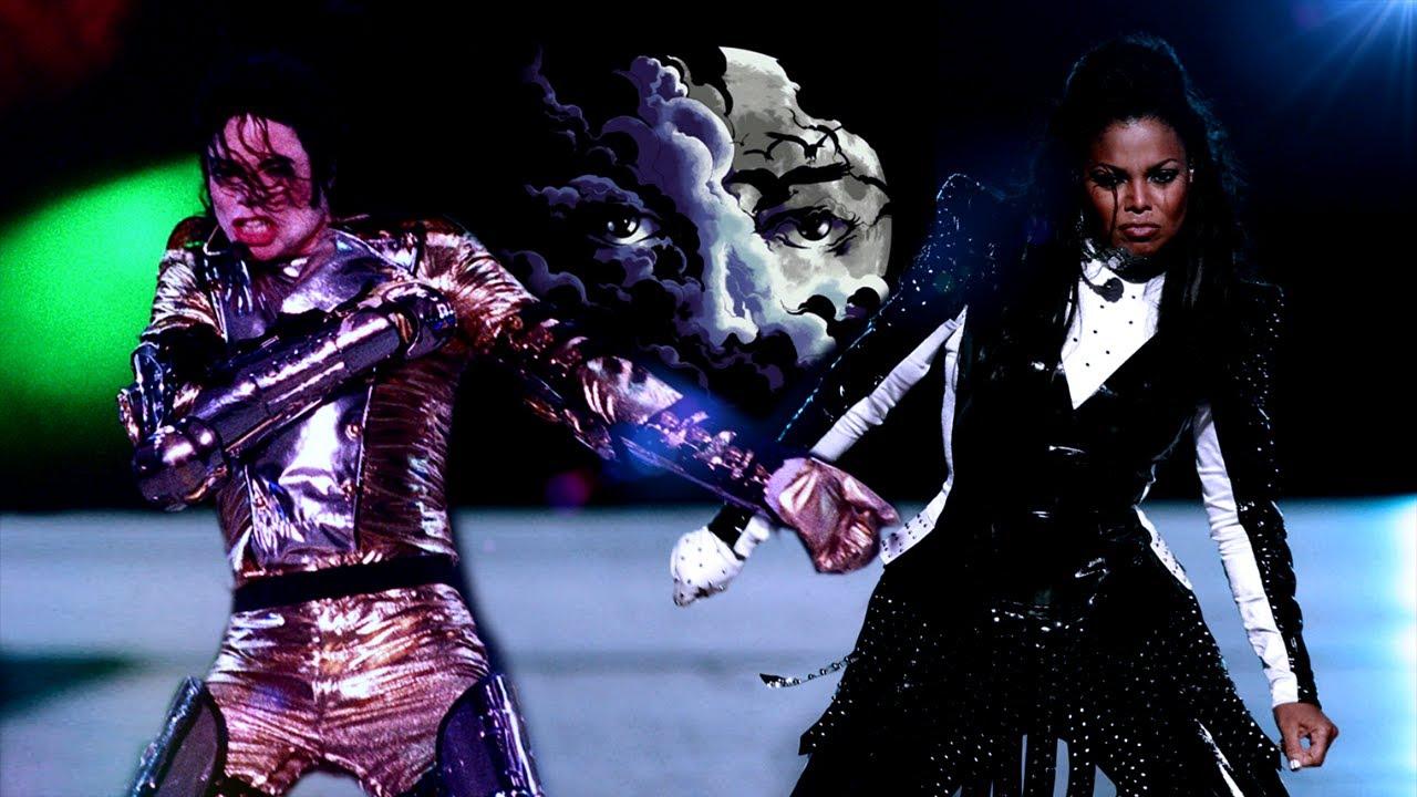 Download Michael Jackson - Scream (RMCM's Live Version Ft. Janet Jackson)