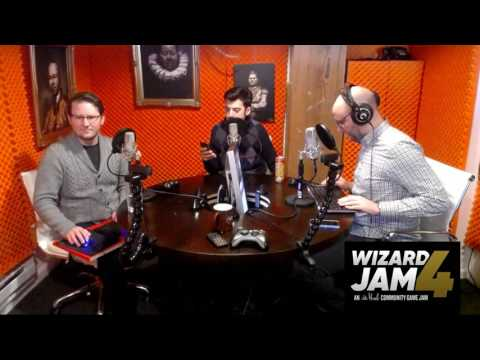 Wizard Jam 4 (Part 1) - Idle Thumbs Streams