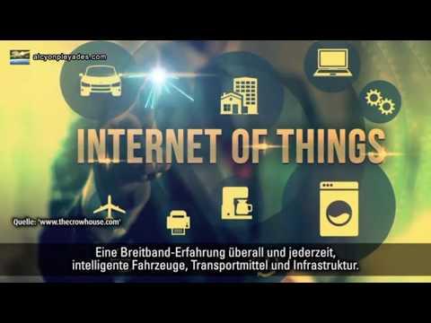 5G Das Internet der Dinge! Jahr 2020: Vollständige technologische Versklavung!?