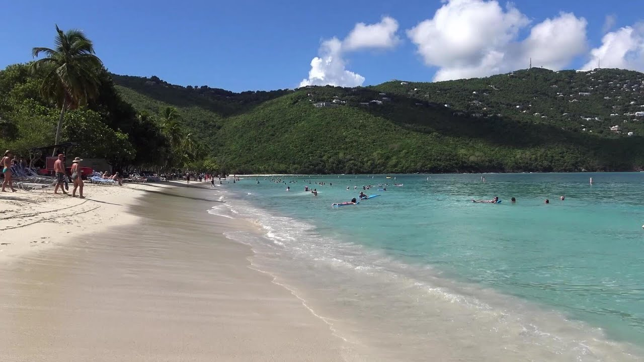 Magens Bay One Of The World S Most Beautiful Beaches St Thomas You