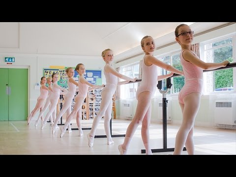 Centre Stage – RAD Classical Ballet