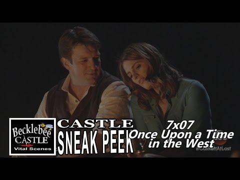Castle 7x07 Sneak peek  1