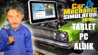 Car Mechanic Simulator 2015 Türkçe | Tablet PC | Bölüm 8