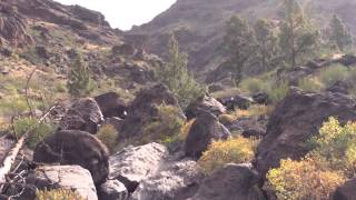 Bouldering in Mogán, Gran Canaria